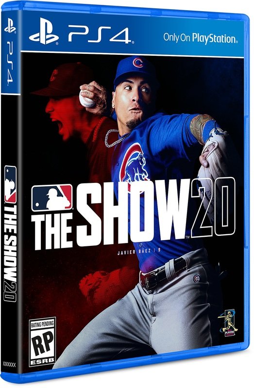 MLB The Show 20 for PS4
