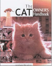 The Cat Owner's Handbook by Graham Meadows image