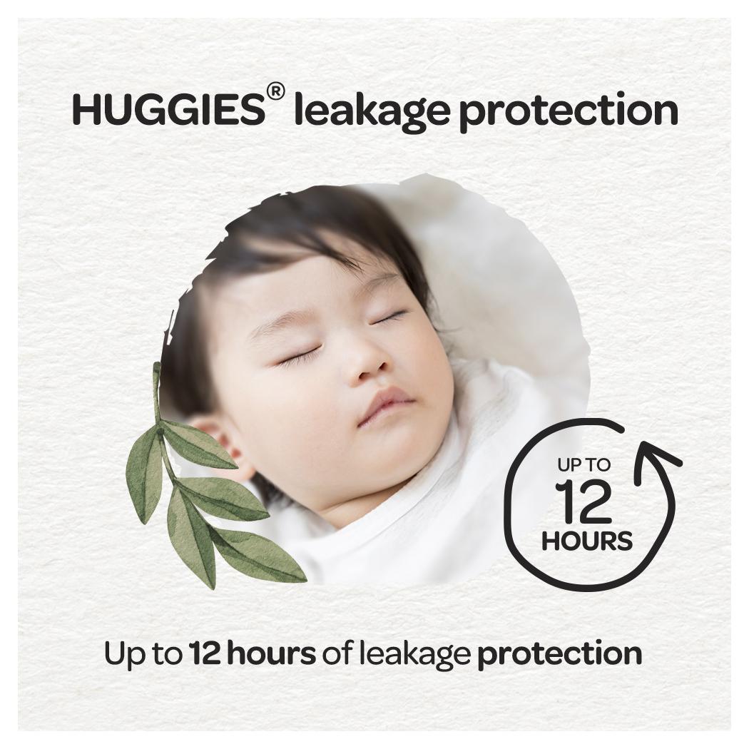 Huggies: Ultimate Nappies Jumbo - Size 3 Crawler Unisex (72) image