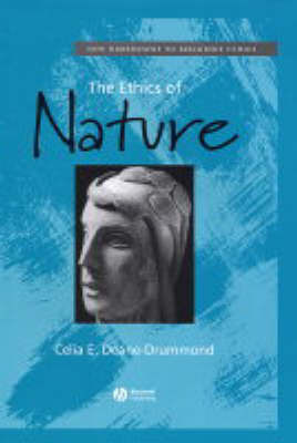 The Ethics of Nature by Celia Deane-Drummond image