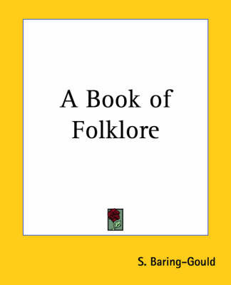 A Book of Folklore by S Baring.Gould image