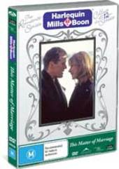 Harlequin Mills And Boon - This Matter Of Marriage (The Romance Series) on DVD