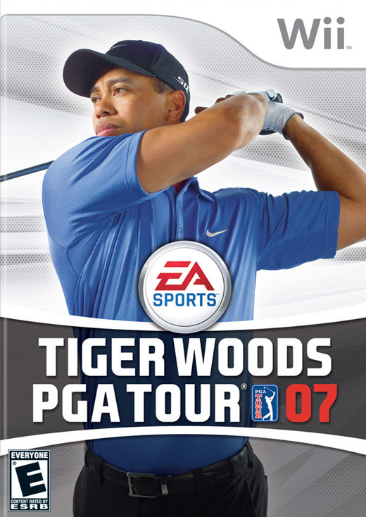 Tiger Woods PGA Tour 07 for Nintendo Wii