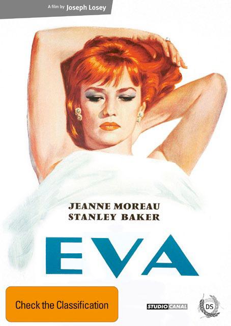 Eva on DVD