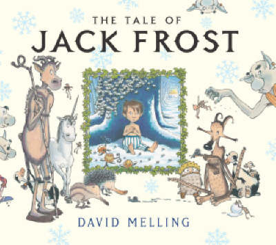 Jack Frost by David Melling