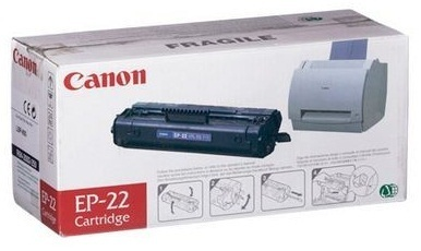 Canon EP22CART Black Cartridge