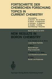 New Results in Boron Chemistry by H D Johnson