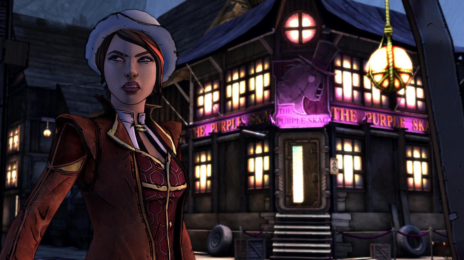 Telltale Games ist ein Entwicklerstudio für Computerspiele aus dem USamerikanischen San Rafael