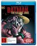 Batman: The Killing Joke on Blu-ray