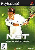 Next Generation Tennis for PS2
