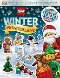 Lego Winter Wonderland by DK