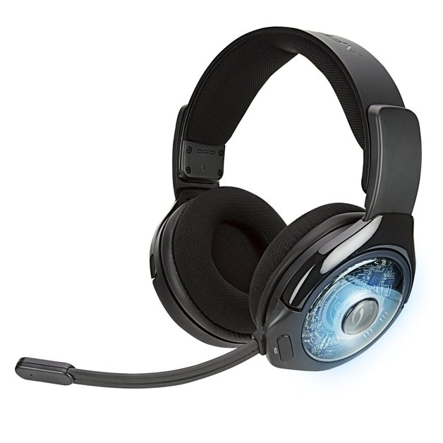 Afterglow AG 9+ Prismatic True Wireless Headset - Black for PS4