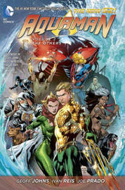 Aquaman Volume 2: The Others TP (The New 52) by Geoff Johns