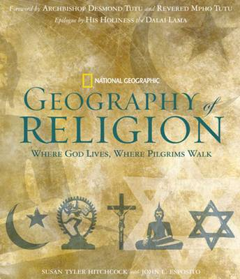 Geography of Religion by Robert Hofler
