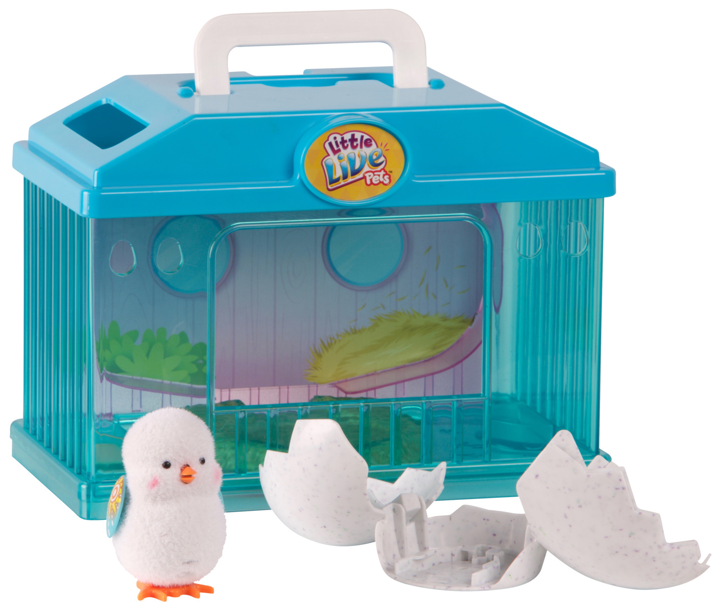 Little Live Pets: Baby Chick House - Blue image