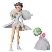 Pokemon PPP: Diantha & Gardevoir - PVC Figure