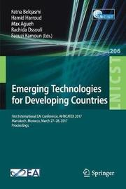 Emerging Technologies for Developing Countries image