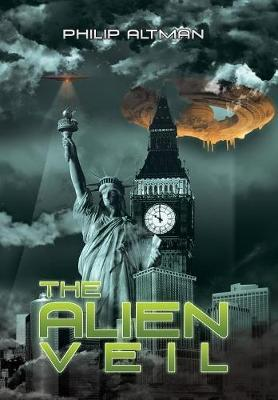 The Alien Veil by Philip Altman image