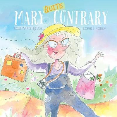 Mary, Quite Contrary by Rosemarie Riley image