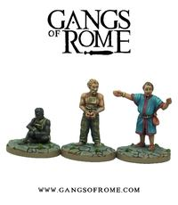 Gangs of Rome: Slave Master and Slaves