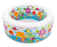 """Intex: Aquarium Pool - Paddling Pool (60"""" x 22"""")"""
