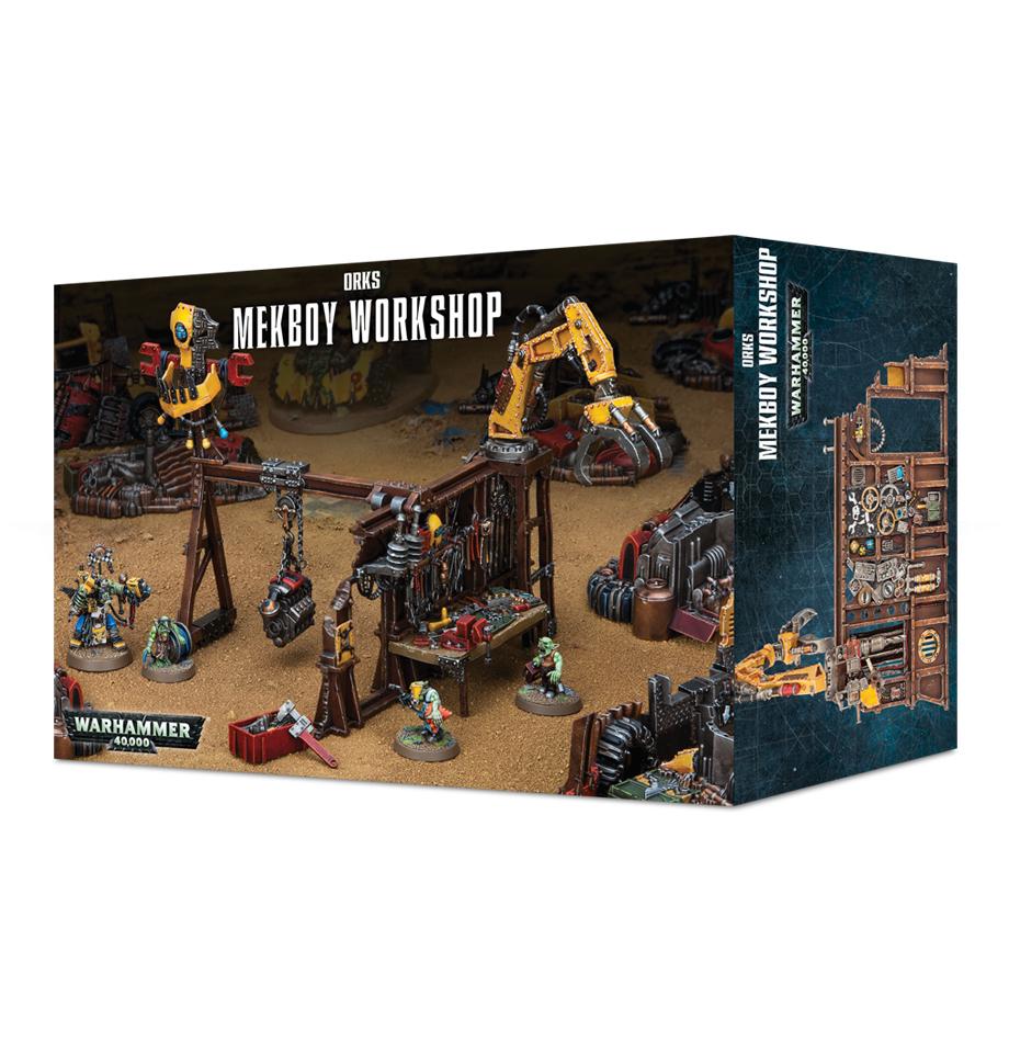 Warhammer 40,000 Ork Mek Workshop image