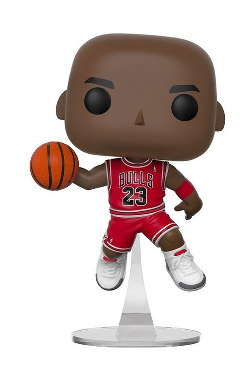NBA: Bulls - Michael Jordan Pop! Vinyl Figure