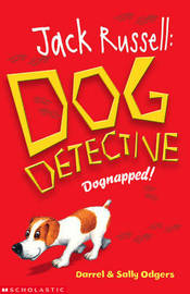 Dognapped! by Darrel Odgers image