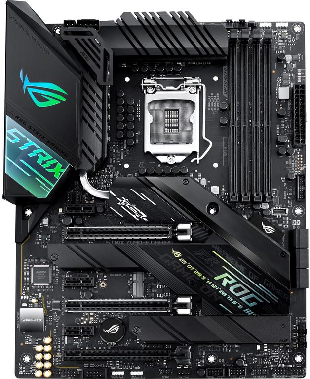 ASUS ROG Strix Z490-F Gaming Motherboard