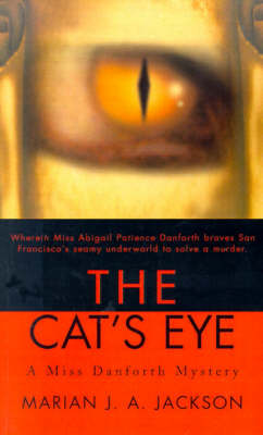 The Cat's Eye by Marian J. A. Jackson image