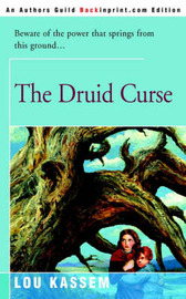The Druid Curse by Lou Kassem image