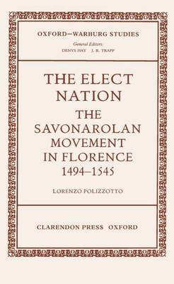 The Elect Nation by Lorenzo Polizzotto image