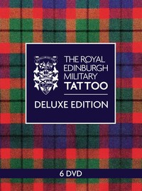 The Royal Edinburgh Military Tattoo (Deluxe Edition) DVD