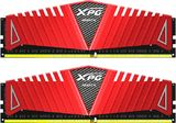 2 x 4GB ADATA Z1 XPG 2400Mhz DDR4 RAM (Red)
