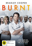 Burnt on DVD