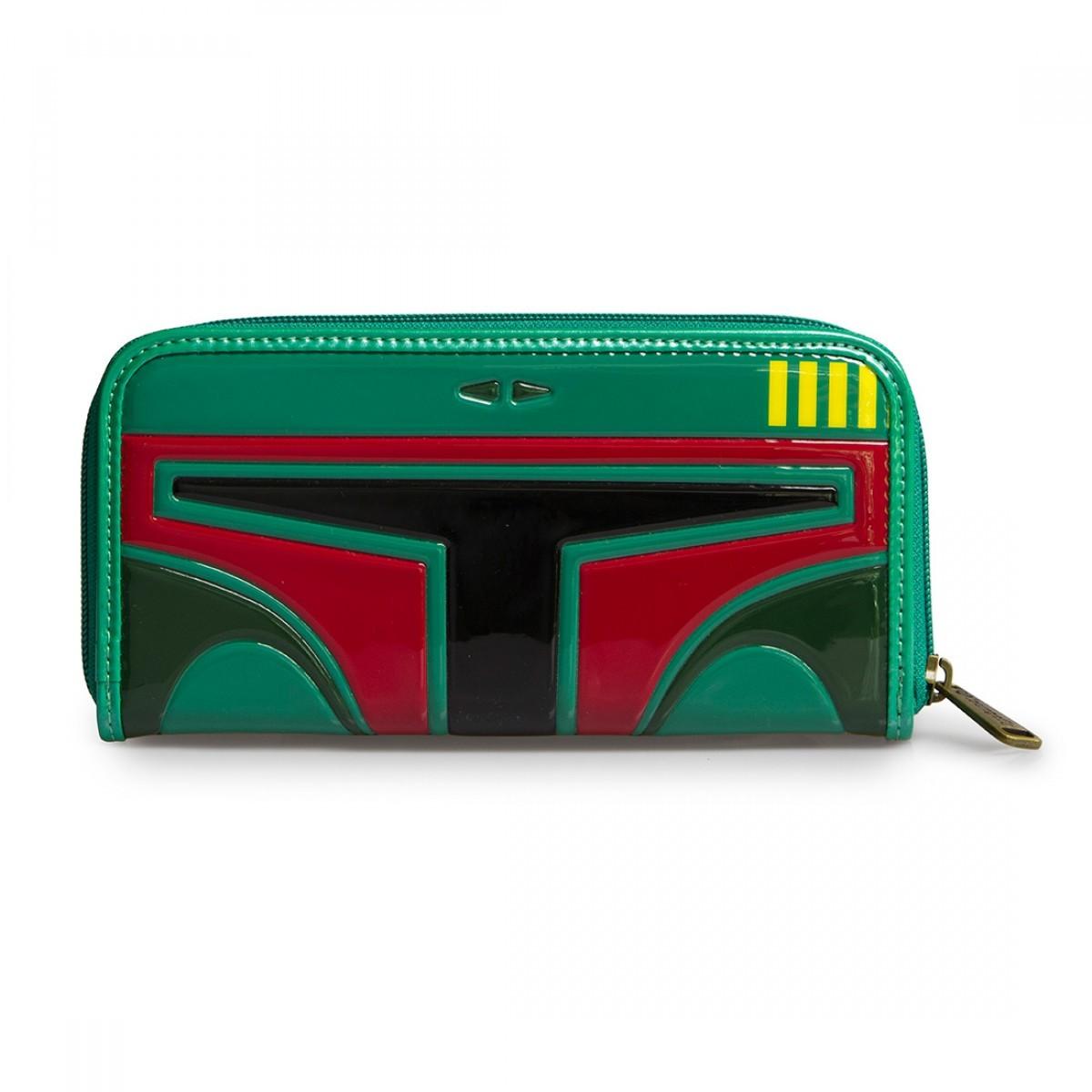 Loungefly: Star Wars Boba Fett Wallet image