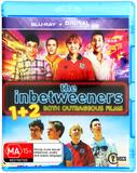 Inbetweeners Movie The Double Pack on Blu-ray