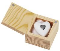 Love to Go - Porcelain Heart