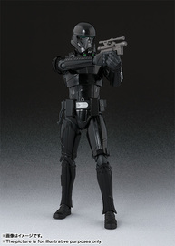Star Wars: S.H.Figuarts - Death Trooper Figure