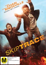 Skiptrace on DVD