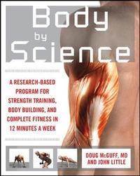 Body by Science by John R Little