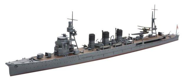 Tamiya 1/700 Japanese Light Cruiser Abukuma - Model Kit