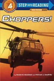 Choppers! by Susan Goodman image