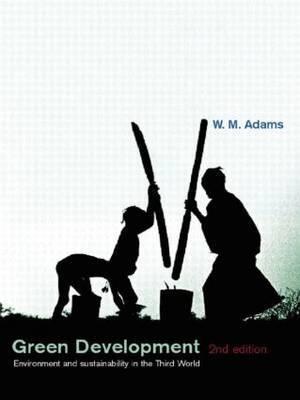 Green Development by W.M. Adams image