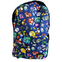 Loungefly Pokemon Originals AOP Backpack