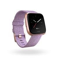 Fitbit Versa Special Edition Smartwatch Lavender