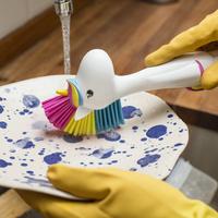 Unicorn Washing Up Brush image