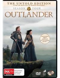 Outlander Season 4 on DVD