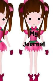 My Journal by Simple Lined Journal By Nancy Lee image