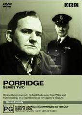 Porridge - Series 2 on DVD